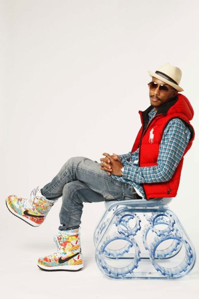 Tank Chair par Pharrell Williams