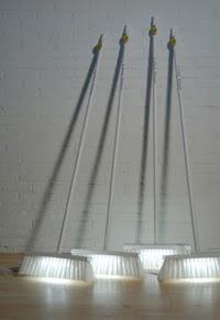 Broom of light : le balais lumineux