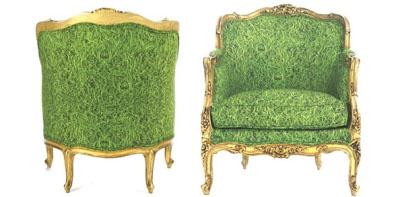 collection Green par Margaret Elman