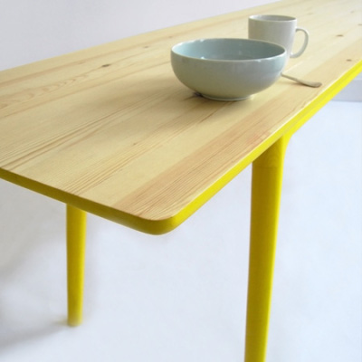 Table concept E8 par Mathias Hahn