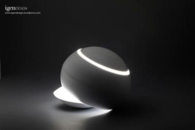 Luminaire eclipse par IGENdesign