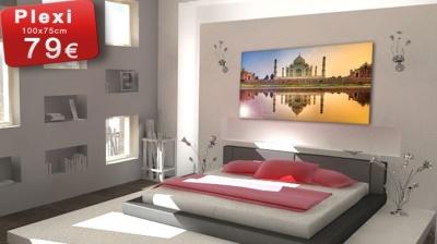 devilprint impression sur plexi toile ou l aluminium. Black Bedroom Furniture Sets. Home Design Ideas