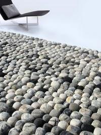 Le tapis Peddle par Ksenia Movafagh