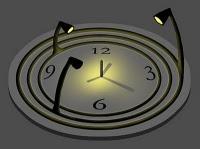 Horloge Bulbdial