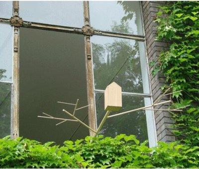 Birdhouse par Emilie Cazin
