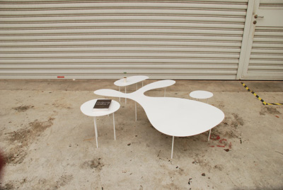 Table Rabbit par Juju Studio