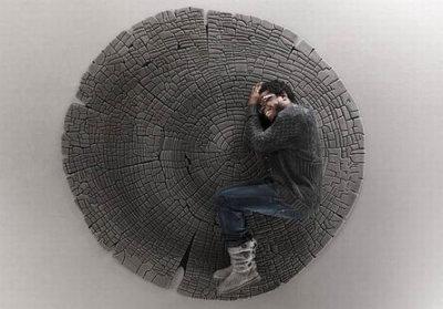 Tapis en bois par Floor to Heaven, blog-espritdesign.com