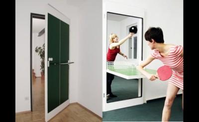 Un petit tennis porte ? par Tobias Franzel, blog-espritdesign.com
