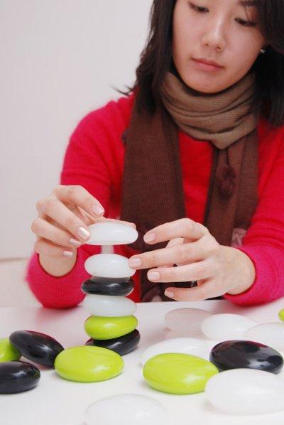 A chacun ses Pebbles par DesignMAXX, blog-espritdesign.com