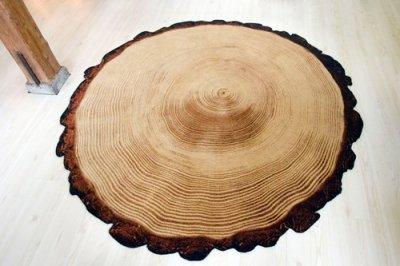Woody Wood par Yvette Laduk sur Blog-espritdesign.com
