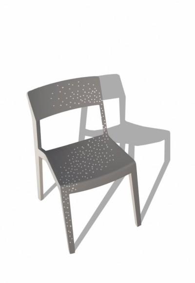 Charity Chair par le studio Group A, blog-espritdesign.com