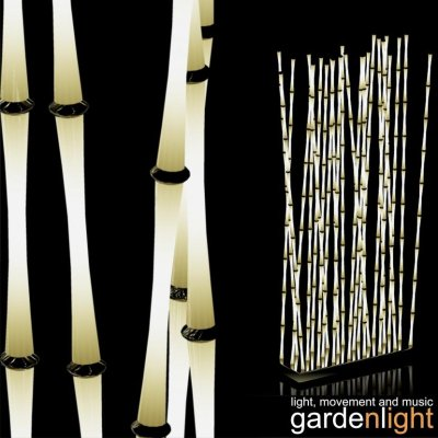 Bamboo light