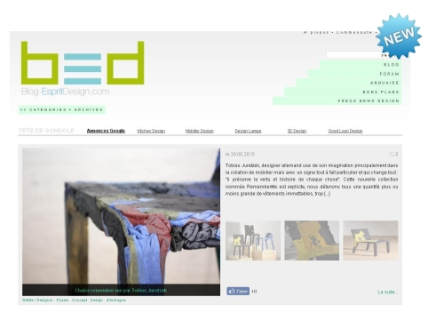 Blog Esprit Design version 3 est disponible !