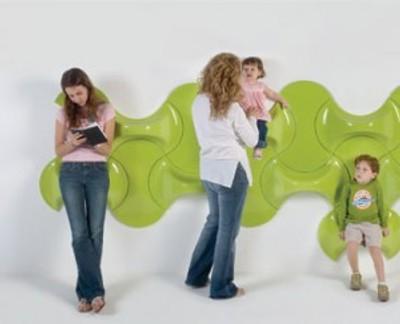 leaning-molds par Maruja Fuentes, blog-espritdesign.com
