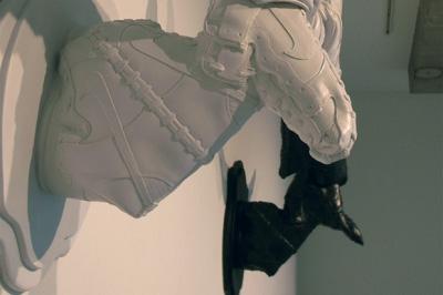 Sculptures Nike par Mita Shiniti, blog-espritdesign.com