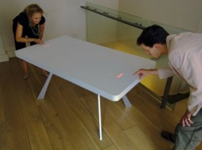 Interactive Gaming Table