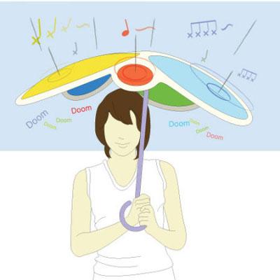 Mon parapluie boite à rythme, blog-espritdesign.com