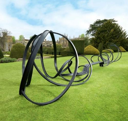 banc pour grand jardin par pablo reinoso blog esprit design. Black Bedroom Furniture Sets. Home Design Ideas