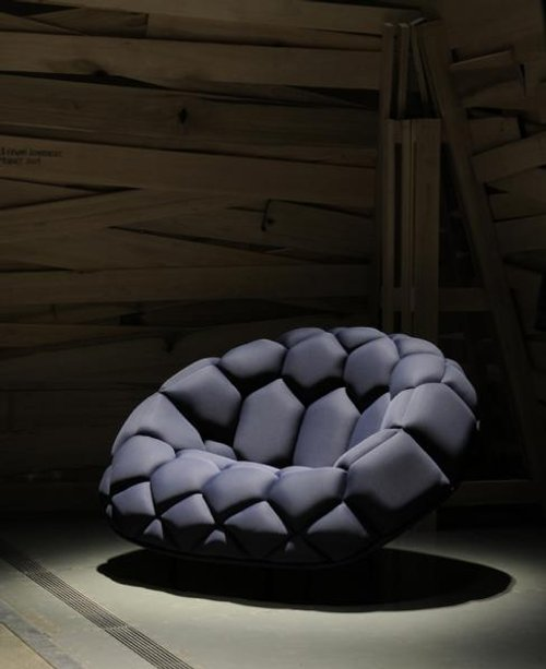 sofa quilt par ronan erwan bouroullec blog esprit design. Black Bedroom Furniture Sets. Home Design Ideas