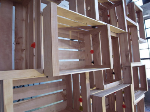 Twits & Lock, rangement modulaire par Harry Thaler