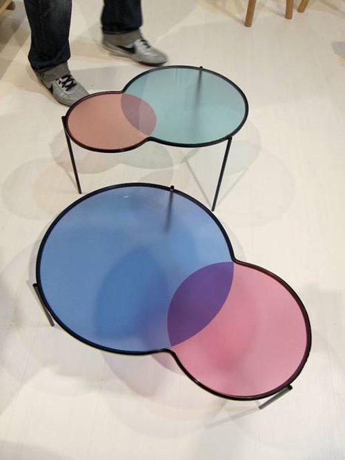 Tables gigognes Hues par Outofstock
