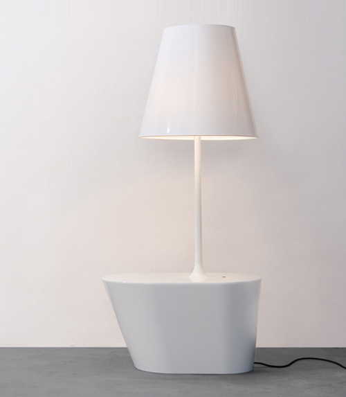 Table lampe America par Jamie Hayon