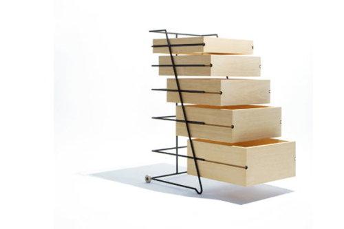 Commode slybox par keiji ashizawa blog esprit design for Design japonais mobilier