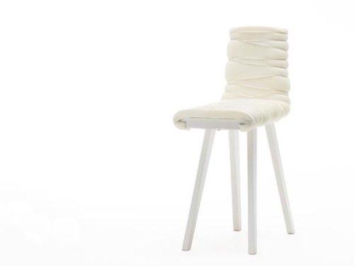 Chaise bien ficelée par Ditte Hammerstrom