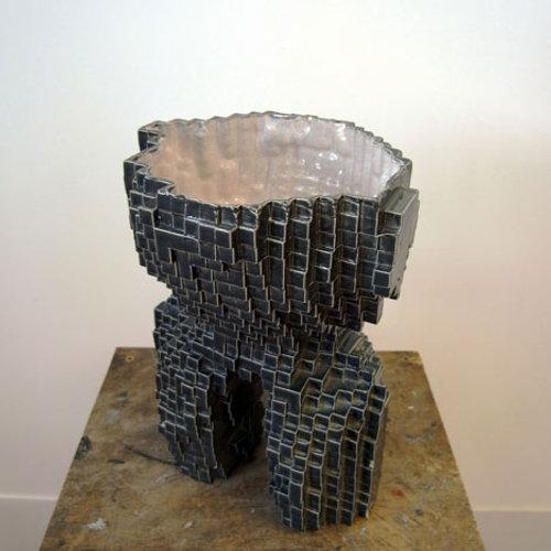Vases pixel par Julian Bond