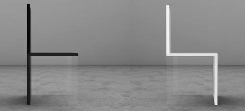 Chaise Magica par Davide Conti