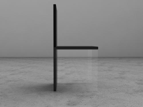 Chaise magica par davide conti blog esprit design for Sedie design 3d