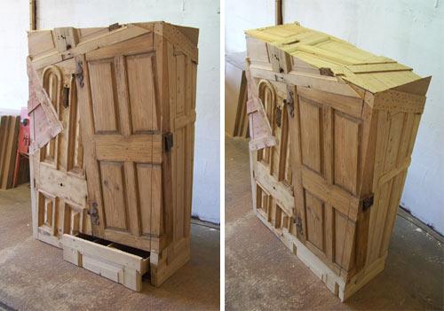 meubles design hollandais. Black Bedroom Furniture Sets. Home Design Ideas