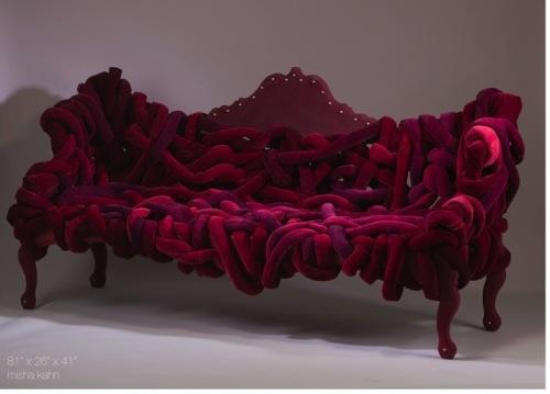 Canapé Couch par Misha Kahn