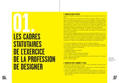 Guide pratique du métier de designer