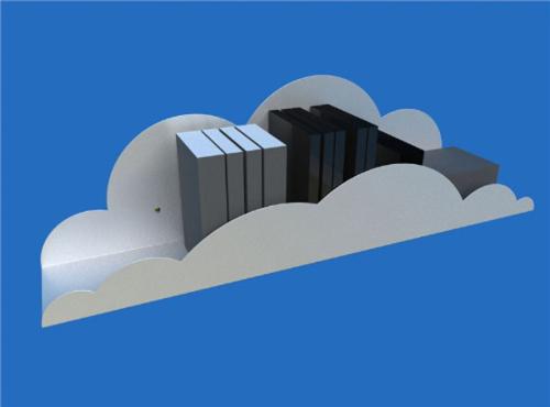Étagère Cumulus par Carl Hagerling