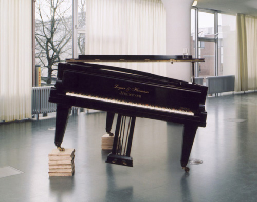 Helmut Smits designer d'idée hollandais : Piano