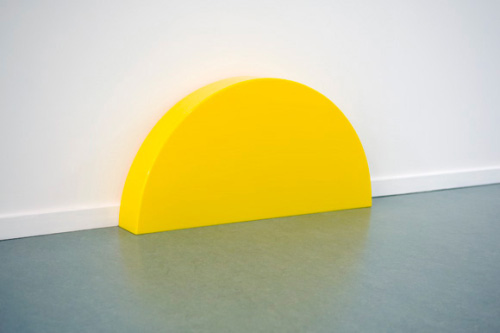 Helmut Smits designer d'idée hollandais : Skirting Board Sunset