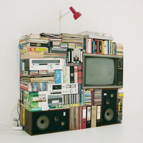 Helmut Smits designer d'idée hollandais : Without Cabinet