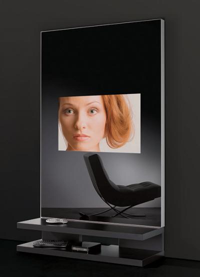 Une TV bien dissimulée par AdNotam