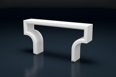 Console design italien La Redoute