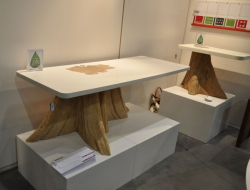 Tables Bloom par MTH Woodworks