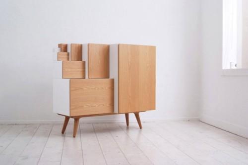Bahut modulaire An par KamKam