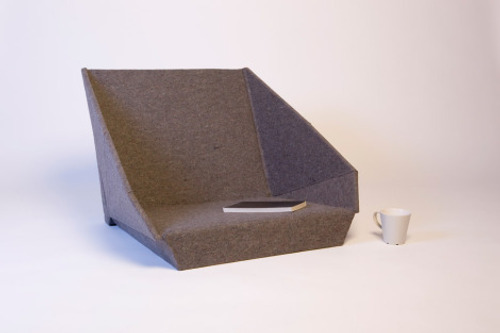 Fauteuil Oyster Par Kawamura Ganjavian Blog Esprit Design