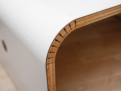 Table basse FLOPPY par Scale 1:1