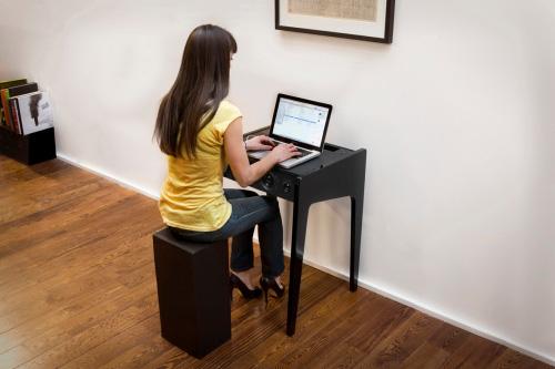 La boite concept Laptop Dock haute fidélité