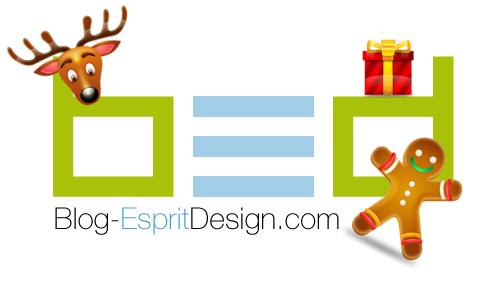 Joyeux Noël design à tous !