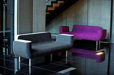 Canapé design Moire