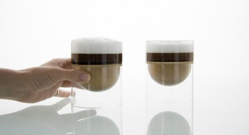 Jeu de verre Float par Molo Design