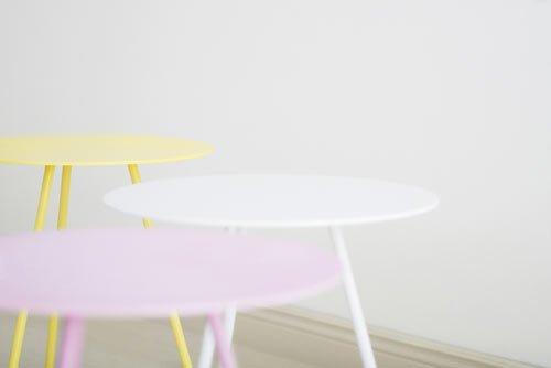 Table nomade Platta par Antti Pulli
