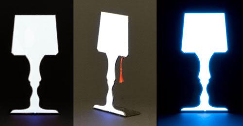 Lampada, 4mm d'épaisseur